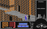 Last Ninja 2: Back with a Vengeance Screenshot For C64.