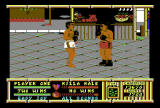Bangkok Knights Screenshot for C64.