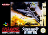 A.S.P.: Air Strike Patrol Other Cover (Super Nintendo PAL version).