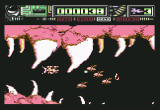 Dominator Screenshot For C64.