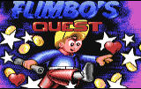 Flimbo's Quest Screenshot For C64.