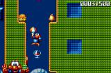 James Pond 2: Codename: RoboCod Screenshot For GBA, DS.