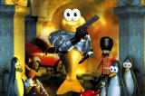 James Pond 2: Codename: RoboCod Screenshot For PS2.