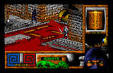 Last Ninja 3 Screenshot For Amiga.