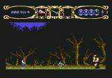 Myth: History in the Making Screenshot For C64.
