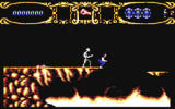 Myth: History in the Making Screenshot For Amstrad CPC.