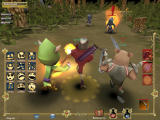 Pocket Legends Screenshot