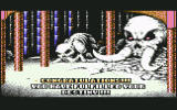 Tusker Screenshot For C64.