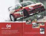 Colin McRae Rally 04 Other This was taken from a catalogue included with the PS2 game <i>Liverpool FC Club Football 2003/2004 Season </i>