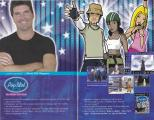 American Idol Other This double page advert was taken from a catalogue included with the PS2 game <i>Liverpool FC Club Football 2003/2004 Season </i>
