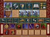 Heroes of Might and Magic II: The Succession Wars Screenshot