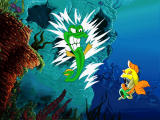 Freddi Fish and the Case of the Missing Kelp Seeds Screenshot