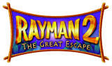 Rayman 2: The Great Escape Logo