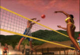 Summer Heat Beach Volleyball Screenshot