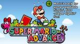 Super Mario Advance Logo
