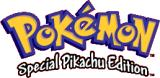 Pokémon Yellow Version: Special Pikachu Edition Logo