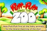 Putt-Putt Saves the Zoo Other