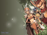 Dark Ages: Online Roleplaying Wallpaper