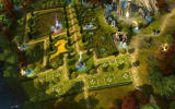 Might & Magic: Heroes VI Screenshot Haven Square Garden