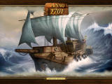 1701 A.D. Wallpaper Ship