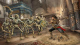 Prince of Persia: The Forgotten Sands Screenshot Fighting skeletons