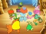 Freddi Fish 5: The Case of the Creature of Coral Cove Screenshot