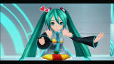 Hatsune Miku: Project DIVA F Screenshot