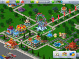 Rollercoaster Tycoon 4 Mobile Screenshot