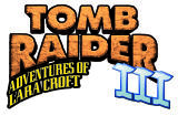 Tomb Raider III: Adventures of Lara Croft Logo