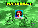 Mario Kart 64 Screenshot