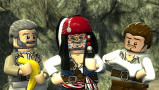 LEGO Pirates of the Caribbean: The Video Game Screenshot