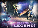 Sacred Legends Screenshot