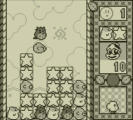 Kirby's Star Stacker Screenshot