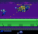 Mega Man Xtreme Screenshot