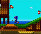 Sonic the Hedgehog: Triple Trouble Screenshot