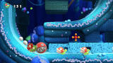 Yoshi's Woolly World (Green Yarn Yoshi Amiibo Bundle) Screenshot