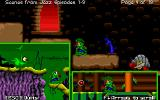 Jazz Jackrabbit CD-ROM Screenshot