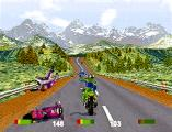 Road Rash Screenshot