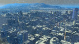 Cities: Skylines - Snowfall Screenshot