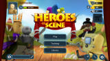 Heroes of Scene Screenshot
