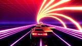 Neon Drive Screenshot