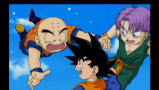 Dragon Ball Z: Budokai 2 Screenshot Opening video.