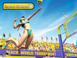 Beach Spikers: Virtua Beach Volleyball Wallpaper