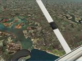 VFR Photographic Scenery: Central & Southern England Screenshot Portsmouth
