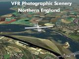 VFR Photographic Scenery: Northern England Screenshot Title