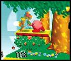 Super Smash Bros. Screenshot Kirby's pink flaps don't do much damage, but repeatedly pressing A will unleash a tiny barrage of punches.