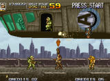 Metal Slug 4 Screenshot
