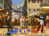 The King of Fighters '98: The Slugfest Screenshot