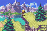 Sword of Mana Screenshot