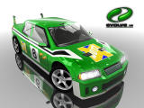 Top Gear Rally Render